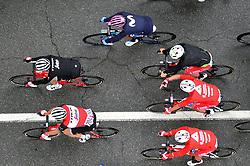 26.05.2019, Ivrea, Como, ITA, Giro d Italia 2019, 15. Etappe, Ivrea - Como (237 km), im Bild CARAPAZ Richard (ECU)(MOVISTAR TEAM) // CARAPAZ Richard (ECU)(MOVISTAR TEAM) during stage 15 of the 102nd Giro d'Italia cycling race from Ivrea to Como (237 km) Ivrea in Como, Italy on 2019/05/26. EXPA Pictures © 2019, PhotoCredit: EXPA/ laPresse/ Massimo Paolone<br /> <br /> *****ATTENTION - for AUT, SUI, CRO, SLO only*****