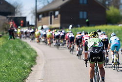 Alison Tetrick (Cylance Pro Cycling) - Flèche Wallonne Femmes - a 137km road race from starting and finishing in Huy on April 20, 2016 in Liege, Belgium.