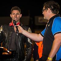 Justin Townson (211) - Winner - Modified Bike.