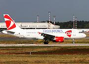 OK-NEN Czech Airlines (CSA) Airbus A319-112