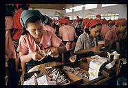 Sampoerna Clove Cigarette Factory, East Java, Indonesia