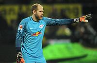 Torwart Peter Gulasci (Leipzig)<br /> Dortmund, 04.02.2017, Fussball Bundesliga, Borussia Dortmund - RB Leipzig 1:0<br /> <br /> Norway only
