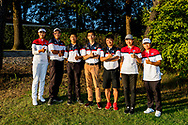 20-07-2019 Pictures of the final day of the Zwitserleven Dutch Junior Open at the Toxandria Golf Club in The Netherlands.<br /> Team China