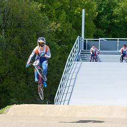 05-05-2020: Wielrennen: BMX KNWU: Papendal<br />Jay Schippers