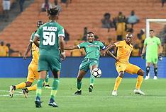 Kaizer Chiefs v Amazulu FC - 22 Sept 2018