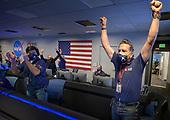February 18, 2021 (CA): NASA Perseverance Rover Lands on Mars