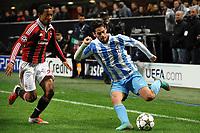 Fotball<br /> Italia<br /> Foto: Insidefoto/Digitalsport<br /> NORWAY ONLY<br /> <br /> Urby Emanuelson Milan, Isco Malaga<br /> <br /> 06.11.2012<br /> Champion League Group Stage <br /> Milan v Malaga