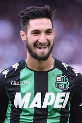 October 29, 2017 - Naples, Naples, Italy - Matteo Politano of US Sassuolo during the Serie A TIM match between SSC Napoli and US Sassuolo at Stadio San Paolo Naples Italy on 29 October 2017. (Credit Image: © Franco Romano/NurPhoto via ZUMA Press)