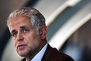 2006, Ritratto di Roberto Formigoni,presidene Regione Lombardia.