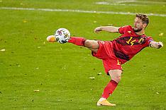 2020-11-15 Belgium v England