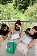 Sao Goncalo do Rio Abaixo_MG, Brasil...Professoras em uma reuniao...Teachers meeting...Foto: MARCUS DESIMONI / NITRO