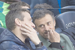July 9, 2018 - Barcelona, Catalonia, Spain - Jul 9th, 2018 - Barcelona Spain: The Spanish Football Federation announces Luis Enrique Martinez as new coach of the National Team of Spain. (Credit Image: © Marc Dominguez via ZUMA Wire)