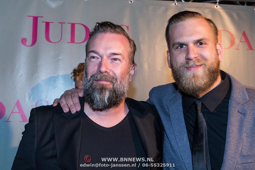 NLD/Amsterdam/20180920 - Premiere Judas, Jeroen Kijk in de Vegte en .......