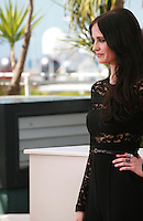 Eva Green at the photo call for the film The Salvation at the 67th Cannes Film Festival, Saturday 17th May 2014, Cannes, France.