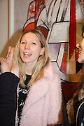 FRANCES COSTELLOE, George Condo - private view . Simon Lee Gallery, 12 Berkeley Street, London, 10 February 2014