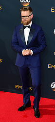 September 18, 2016 - Los Angeles, California, United States - Richard Blais arrives at the 68th Annual Emmy Awards at the Microsoft Theater in Los Angeles, California on Sunday, September 18, 2016. (Credit Image: © Michael Owen Baker/Los Angeles Daily News via ZUMA Wire)