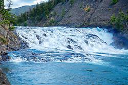 Bow Falls, Banff National Park
