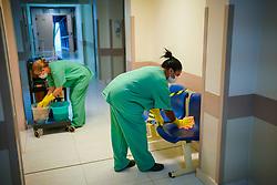 O Hospital Independência é um hospital de Porto Alegre e tem como sua mantenedora a Sociedade Sulina Divina Providência. Com 90 leitos para traumatologia e ortopedia, é o segundo maior hospital da cidade nesta área. FOTO: Jefferson Bernardes/ Agência Preview