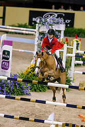Farrington Kent, USA, Up Chiqui<br /> World Cup Final Jumping - Las Vegas 2009<br /> © Hippo Foto - Dirk Caremans<br /> 17/04/2009