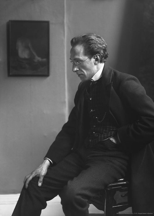 Joseph Holbrooke, composer, conductor and pianist, 1912