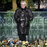 Nederland, Amsterdam , 4 februari 2014.<br /> Jaques Grishaver, Voorzitter Nederlands Auschwitz Comité<br /> Foto:Jean-Pierre Jans