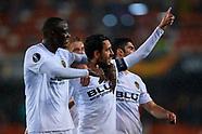 MB Media Valencia CF v Villarreal CF Europa League