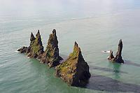 Islande, Plage de Vik // Iceland, Vik beach
