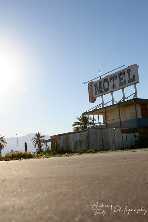 The North Shore once was the place to be when visiting the Salton Sea, now it is not far from being a ghost town