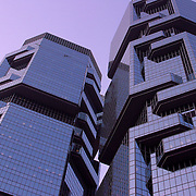 Koala building (Lippo Centre 1), Hong Kong, China (April 2004)