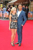 Ashley Emma; Fazer, The Inbetweeners 2 - World Film Premiere, Leicester Square, London UK, 05 August 2014, Photo by Richard Goldschmidt