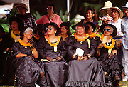 Kaahumanu Society, Aloha Week, Waimea, Kamuela, Big Island of Hawaii