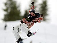 Snøbrett, 28. mars 204, NM halfpipe,  Erik-Johan Botner