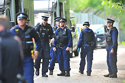 © Licensed to London News Pictures. 30/05/2017. <br /> Chislhurst, UK. <br /> Police hunt for gunman. reports of a gunman near Darul Uloom school, Foxbury Avenue, Chislehurst.<br />   Photo credit: Grant Falvey/LNP