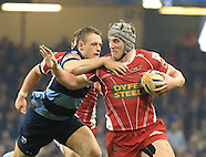 Cardiff Blues v Llanelli Scarlets 200414