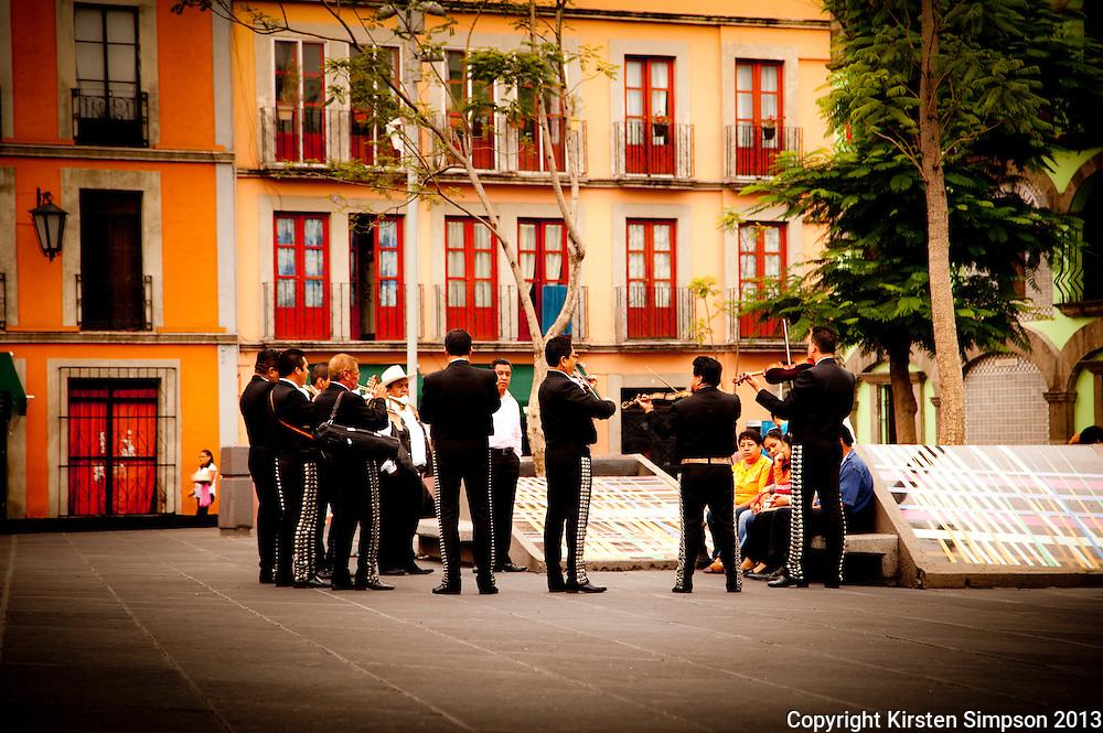 Mariachi Music at Garibaldi Square