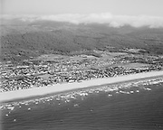 Seaside aerial July 28, 1952