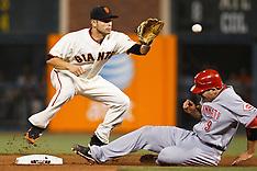 20100824 - Cincinnati Reds at San Francisco Giants (Major League Baseball)