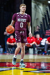 NORMAL, IL - January 07: Tyrik Dixon during a college basketball game between the ISU Redbirds and the University of Missouri State Bears on January 07 2020 at Redbird Arena in Normal, IL. (Photo by Alan Look)