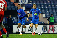 Ryan Croasdale. Stockport County FC 4-0 Chesterfield FC. Emirates FA Cup. 4.11.20