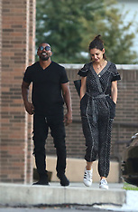 Katie Holmes and Jamie Foxx - 5 April 2019