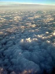 06 Feb 2014. Yukatan Peninsular, Mexico.<br /> Looking down on the Yucatan Peninsular approaching land from there air.<br /> Photo; Charlie Varley/varleypix.com