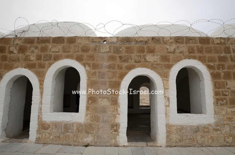 Nabi Musa (also Nebi Musa meaning Prophet Moses) a site in the Judean desert that popular Palestinian folklore associates with Moses.