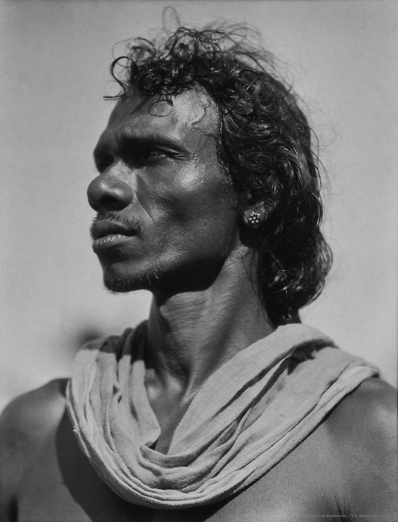 Lambadi Tribe, Cochin, India, 1929