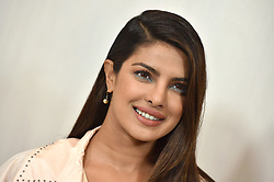 Hammer Museum Gala in the Garden. Hammer Museum, Los Angeles, California. 14 Oct 2017 Pictured: Priyanka Chopra. Photo credit: AXELLE/BAUER-GRIFFIN / MEGA TheMegaAgency.com +1 888 505 6342
