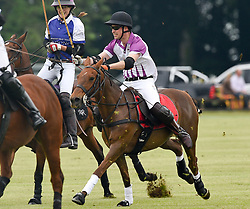 Prince William the Duke Of Cambridge is seen playing polo at Cirencester polo club. 25 May 2018 Pictured: Prince William , Duke Of Cambridge, Zara Tindall. Photo credit: MEGA TheMegaAgency.com +1 888 505 6342