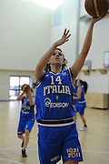 DESCRIZIONE : Roma Acqua Acetosa amichevole Nazionale Italia Donne<br /> GIOCATORE : Alice Richter<br /> CATEGORIA : sottomano<br /> SQUADRA : Nazionale Italia femminile donne FIP<br /> EVENTO : amichevole Italia<br /> GARA : Italia Lazio Basket<br /> DATA : 27/03/2012<br /> SPORT : Pallacanestro<br /> AUTORE : Agenzia Ciamillo-Castoria/GiulioCiamillo<br /> Galleria : Fip Nazionali 2012<br /> Fotonotizia : Roma Acqua Acetosa amichevole Nazionale Italia Donne