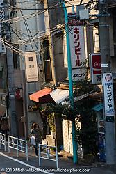 Tokyo Street scene. Tokyo, Japan. Wednesday, December 10, 2014. Photograph ©2014 Michael Lichter.