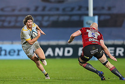 Mandatory by-line: Nick Browning/JMP - 28/11/2020 - RUGBY - Kingsholm - Gloucester, England - Gloucester Rugby v Wasps - Gallagher Premiership Rugby