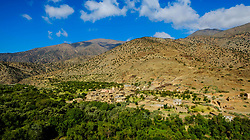 Landscape near the village of Toug el Kheïr, Morocco, North Africa<br /> <br /> (c) Andrew Wilson | Edinburgh Elite media