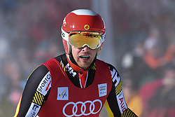 04.12.2015, Birds of Prey Course, Beaver Creek, USA, FIS Weltcup Ski Alpin, Beaver Creek, Herren, Abfahrt, Rennen, im Bild Tyler Werry (CAN) // Tyler Werry of Canada during the race of mens downhill of the Beaver Creek FIS Ski Alpine World Cup at the Birds of Prey Course in Beaver Creek, United States on 2015/12/04. EXPA Pictures © 2015, PhotoCredit: EXPA/ Erich Spiess